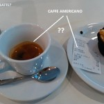 (Torino) Caff americano, questo sconosciuto